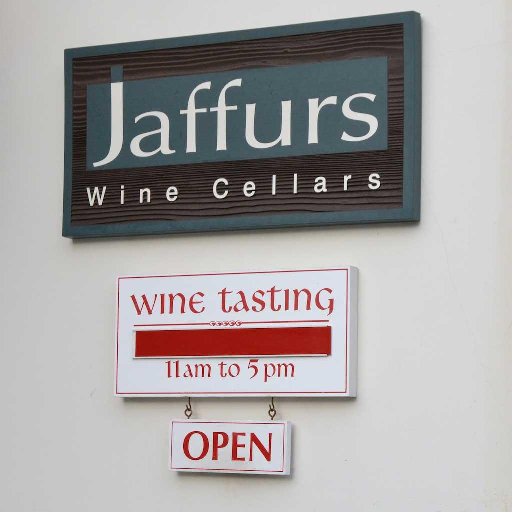 Jaffurs Wine Cellars in Santa Barbara, CA