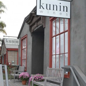 Kunin Wines in Santa Barbara, CA