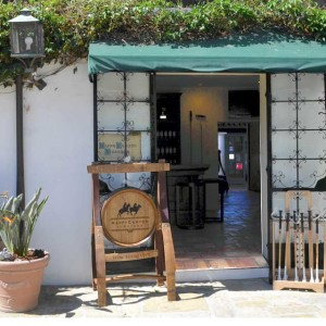 Happy Canyon Vineyard Tasting Room in Santa Barbara's Urban Wine Trail