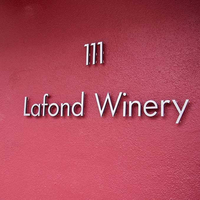 Lafond Winery - 111 E. Yanonali St.