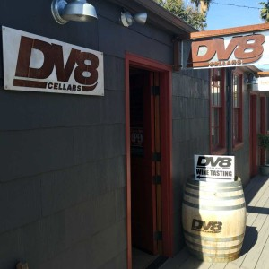 DV8 Cellars in Santa Barbara