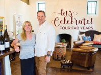 Jamie Slone Wines is Celebrating Four Years!